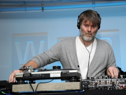 James Murphy @ 9th Annual WIRED Store Opening
