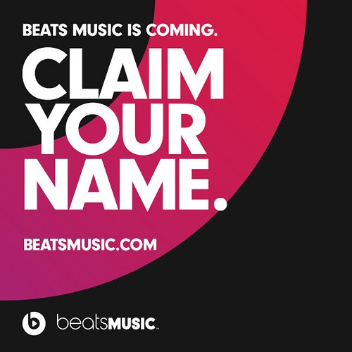Beats Music Is Coming