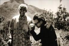 Bono & Nelson Mandela