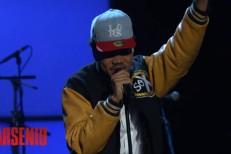 Chance The Rapper Arsenio