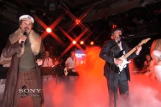 Watch Ron Burgundy And Christopher Cross Play <em>Kimmel</em>