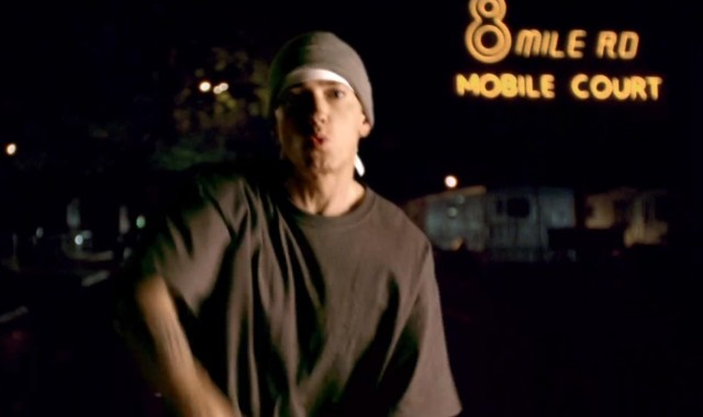 "Eminem - ""The Monster"" video"