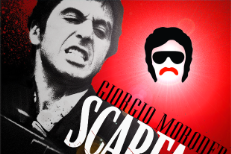 "Giorgio Moroder - ""Scarface (Tony's Theme) Remix"""