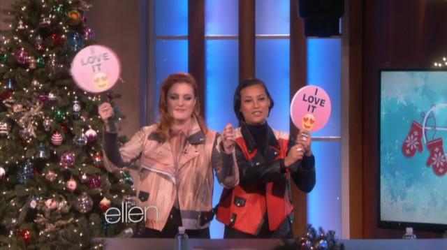 Icona Pop Ellen