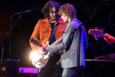 Watch Jack White Join Brendan Benson On Two Raconteurs Songs In Nashville Last Night