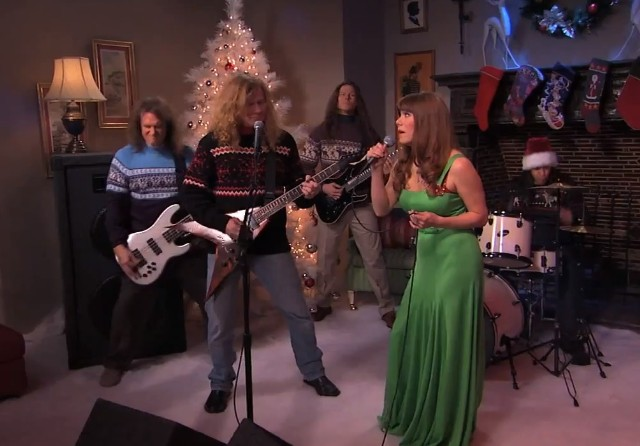 Jenny Lewis & Megadeth