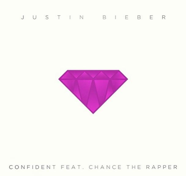"Justin Bieber Feat. Chance the Rapper – ""Confident"""