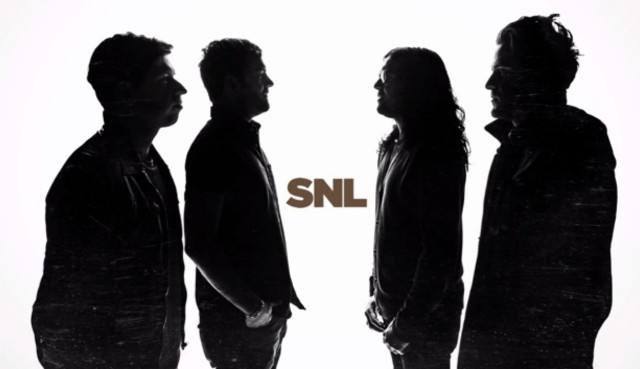 Kings Of Leon on SNL