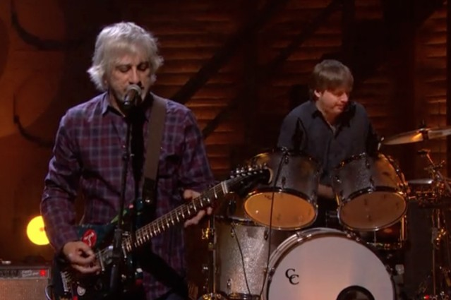 Lee Ranaldo And The Dust on Conan