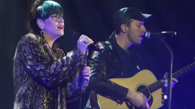 Lily Allen Chris Martin Under 1 Roof