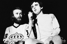 Peter Gabriel & Phil Collins