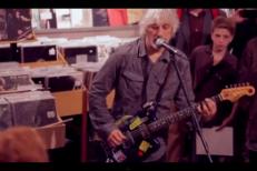 Lee Ranaldo Guitar Clinic