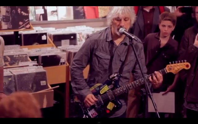Lee Ranaldo Guitar Clinic
