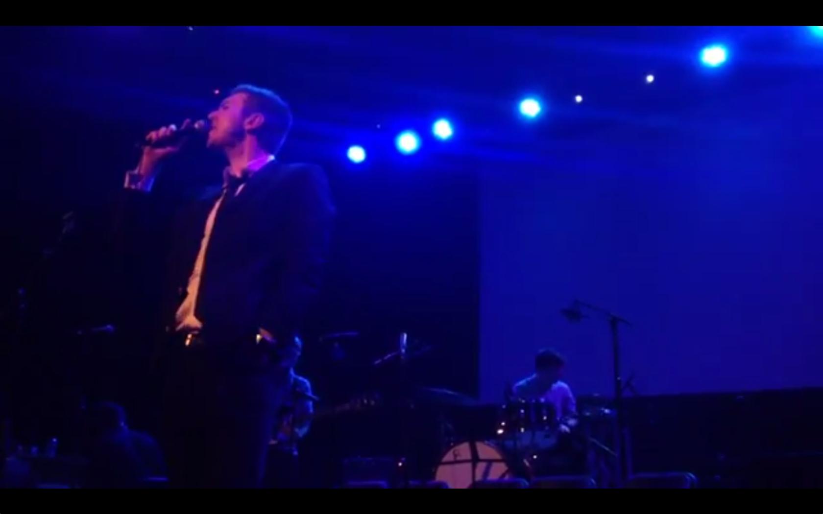 Watch Video From The Walkmen's Last Pre-Hiatus Show In Philly Last Night