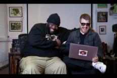 Watch Killer Mike & El-P Respond To YouTube Comments