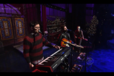 Watch Alt-J Play <em>Letterman</em>