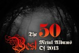 The 50 Best Metal Albums Of 2013