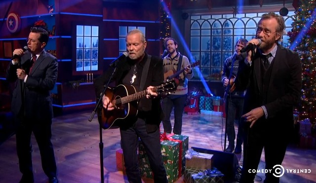 The National on Colbert