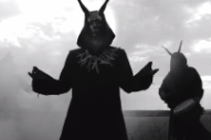 "Behemoth – ""Blow Your Trumpets Gabriel"" Video (NSFW)"