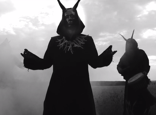 "Behemoth ""Blow Your Trumpets Gabriel"" Video"