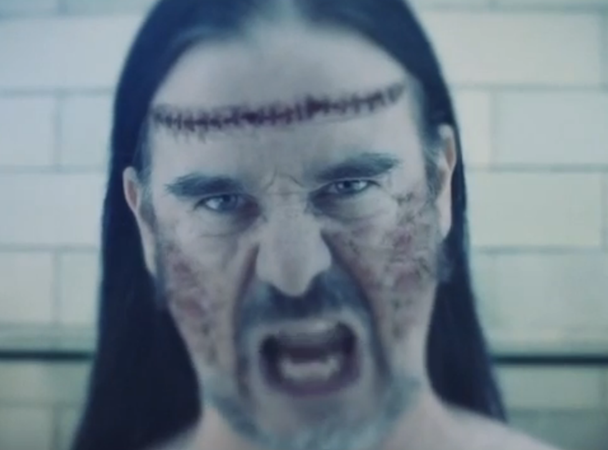 "Carcass - ""Unfit For Human Consumption"" Video"