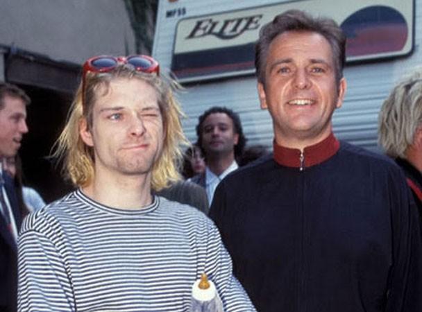Kurt Cobain & Peter Gabriel