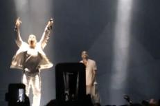 Drake & Kanye West In Toronto 12/23/13