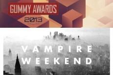 The Gummy Awards 2013 - Best Album