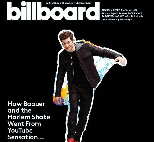 Baauer In Billboard