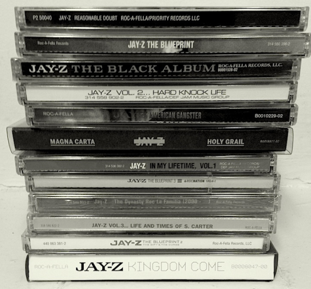 Jay z ranks jay z albums best to worst stereogum jay z albums malvernweather Images