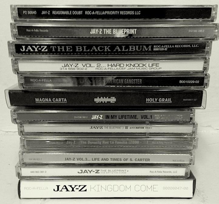 Jay Z Ranks Jay Z Albums Best To Worst