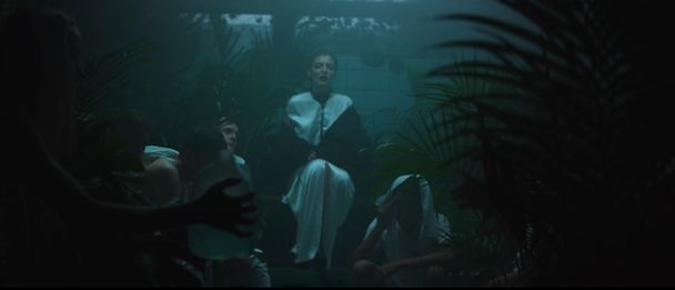 """Lorde - """"Team"""" Video"""