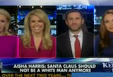 Megyn Kelly Wants Kids To Know That Santa Claus And Jesus Were 4 SURE White