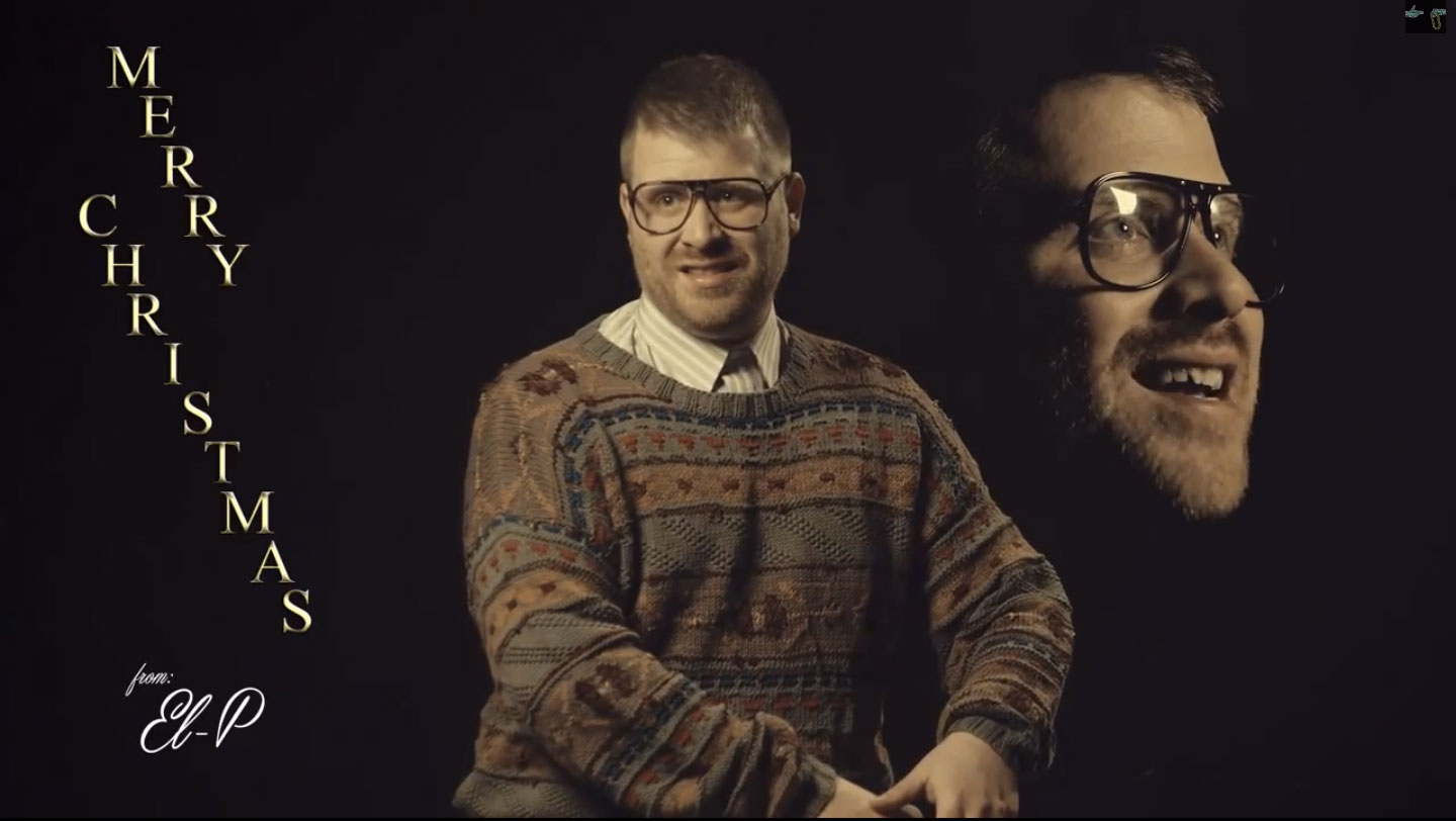 """Run The Jewels – """"A Christmas Fucking Miracle"""" Video"""
