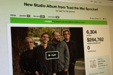 Toad The Wet Sprocket Kickstarter