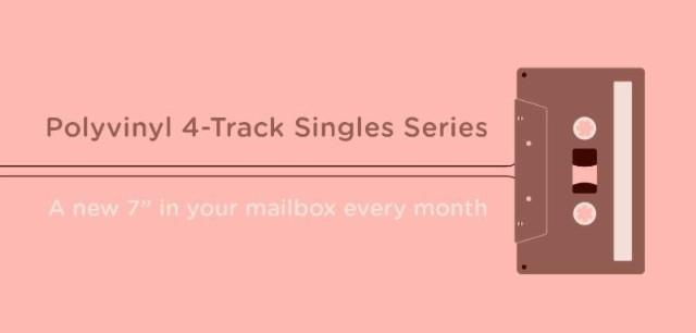 Polyvinyl 4-Track Singles Series
