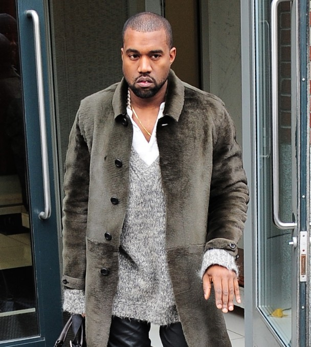 Kanye Allegedly Just Assaulted Someone In A Chiropractor's Office
