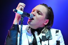 Arcade Fire @ Not So Silent Night 2013