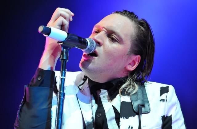 Arcade Fire @ Not So Silent Night 2013