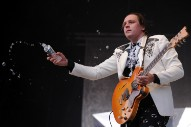 "Watch Arcade Fire Cover INXS' ""Devil Inside,"" Hear ""Reflektor"" Mashed With ""Need You Tonight"""