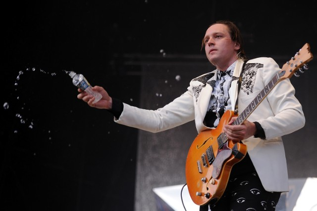Arcade Fire @ Big Day Out 2014 1/19/14