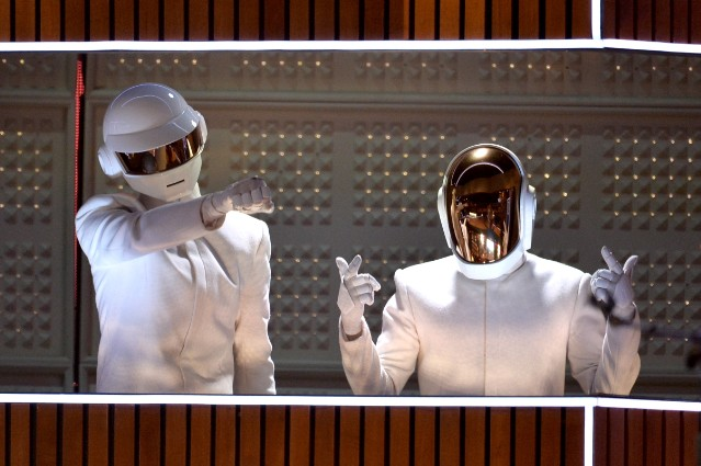 Daft Punk Play The Grammys