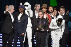 Grammys 2014 Wrap-Up: Taylor Swift Gets Daft Punk'd
