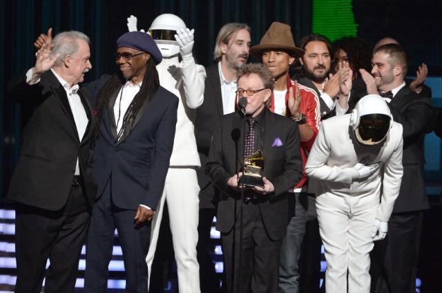 Daft Punk - The Grammys