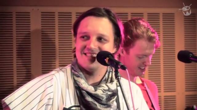 Arcade Fire Triple J