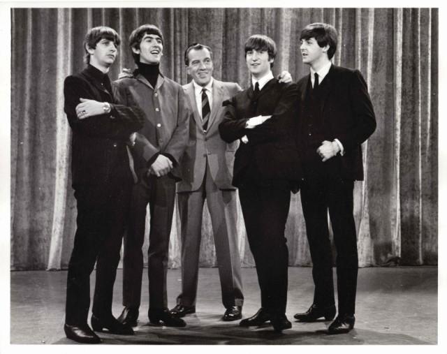 Beatles Ed Sullivan