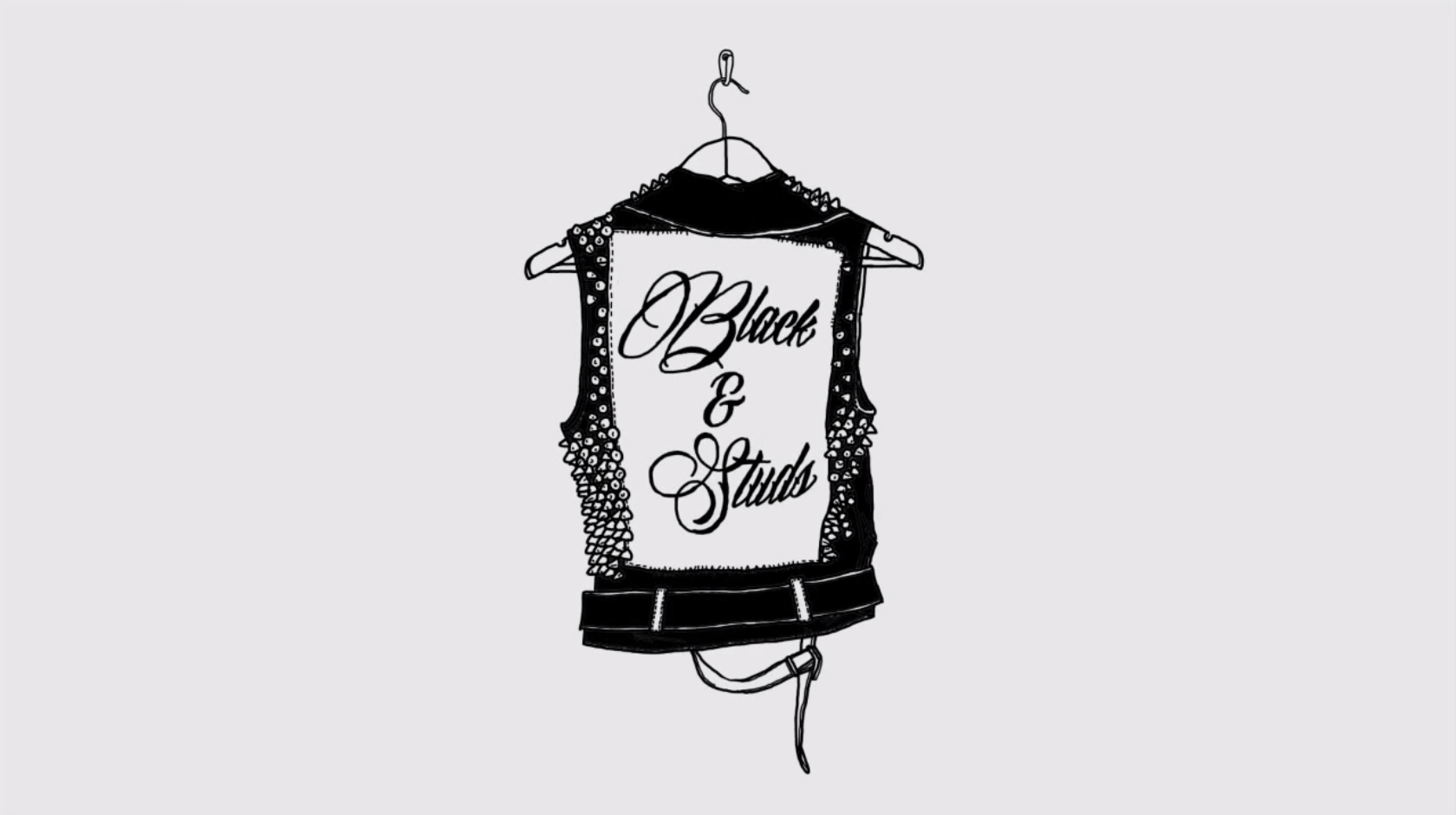 """Potty Mouth – """"Black And Studs"""" Video"""