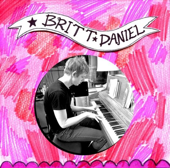 Britt Daniel Love Letters
