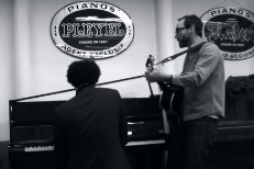 "Watch Broken Bells Perform ""The Changing Lights"" For La Blogothèque"