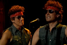 Watch Bruce Springsteen Sing &#8220;Gov. Christie Traffic Jam&#8221; And Talk Horse-Sized Ducks On <em>Fallon</em>